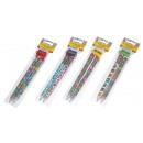 Großhandel Stifte & Schreibgeräte: Jumbo Bleistifte, 2er Pack + Spitzer
