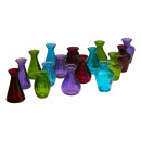 Großhandel Gläser:Glas-Vase, farbig