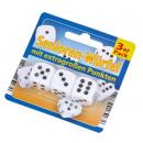 Großhandel Holzspielzeug: Senioren-Würfel, 3er Pack