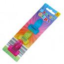 Großhandel Magnete: Magnetische-Clips, 3er Pack