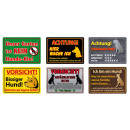 Großhandel Sonstige:Hunde-Warnschild, A5