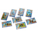 Großhandel Puzzle:Puzzle 21x28cm, 48 Teile