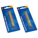 Großhandel Stifte & Schreibgeräte:Kugelschreiberminen, 4er Pack