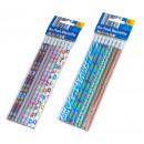 Großhandel Stifte & Schreibgeräte:Bleistifte, 8er Pack