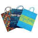 Großhandel Nahrungs- und Genussmittel: Geschenktüte 'Happy Birthday'