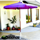 wholesale Parasols & Pavilions: GARDEN UMBRELLA  YH-3060K PURPLE crank