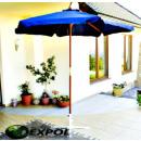 mayorista Sombrillas y toldos para el jardin: JARDÍN DE PARAGUAS  YH-3060K manivela AZUL