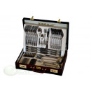wholesale Cutlery: SET 72 PIECES,  CUTLERY, KINGHOFF, KH-3508