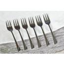 wholesale Houshold & Kitchen: SET 6 PIECES,  FORKS, KINGHOFF, KH-3515