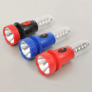groothandel Zaklampen: TORCH LAMP CAMPING  1 + 16 SMD LED TS-798-1