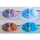 Großhandel Lichterketten: LED-Lichter 10M  REGULATOR HOSE MULTI COLOR 9250