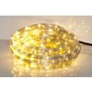 groothandel Lichtketting: LED LIGHTS 10M  SLANG REGULATOR WARM WIT DL029A