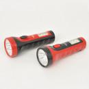 grossiste Lampes de poche: TORCHE LED sans  fil 5LED + 6SMD TIROSS TS-1138