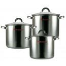 grossiste Pots & Casseroles: Pots 6 EL.INDUKCJA  Rossner AUTRICHE TW-321 11/13 .