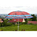 wholesale Parasols & Pavilions: UMBRELLA BEACH 2.3M PVC RB