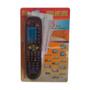 grossiste Electronique de divertissement: UNIVERSAL REMOTE CONTROL UET-606