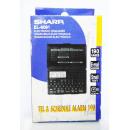 groothandel Laptops & tablets: Elektronische  organiser SHARP EL-6091