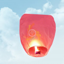 groothandel Windlichten & lantaarns: L72 FLYING LANTERNS GELUK
