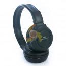 grossiste Electronique de divertissement: K432C SANS FIL RADIO LED + CASQUES