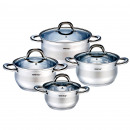 grossiste Maison et cuisine: Pots 8 el. POT  KINGHOFF 1095 INDUCTION