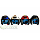 groothandel Auto's & Quads:HLN HELM 1504 BLUE
