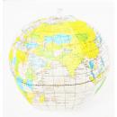 BEACH BALL IN GLOBUS SHAPE