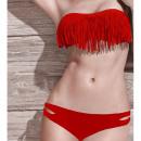 groothandel Badmode: Dameskleding - Bikini Red Bice