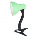 wholesale Garden Decoration & Illumination:FLEXO CLAMP LAMP GREEN
