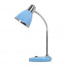 Großhandel Lampen:FLEXO LAMPE HOCH BLUE