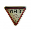 wholesale Sports and Fitness Equipment:YIELD SIGN LIGHT