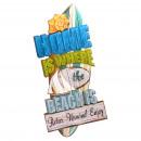 groothandel Tuin & Doe het zelf: HOME IS OPKNOPING HOUT SURF ...