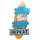 wholesale Garden & DIY store:HANGING WOOD SURF SURF