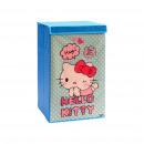 FOLDING PONGOTODO 35X35X60 Hello Kitty BLEU