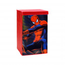 PLIAGE PONGOTODO 35X35X60CM Spiderman RED