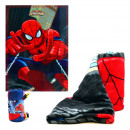 wholesale Garden & DIY store: blancket CORALINA  95X150 Spiderman FINGERS