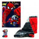 blancket CORALINA 95X150 Spiderman FABRIC