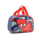 Großhandel Reise- und Sporttaschen: LOW BAG mit Henkeln Spiderman