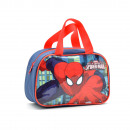 groothandel Reis- & sporttassen: LAGE BAG met handvatten Spiderman