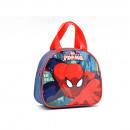 Großhandel Reise- und Sporttaschen: HOCH BAG mit Henkeln Spiderman