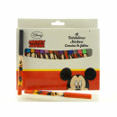 CAJA 18 ROTULADORES COLOR MICKEY