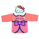 GREMBIULE MANICHE TOP ATTIVITA ' Hello Kitty
