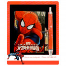 grossiste Fournitures scolaires:DAILY MINI Spiderman