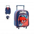 ZAINO TROLLEY Spiderman capacità 28 x 12 x 22 cm