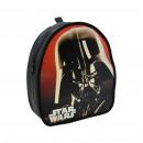 CHILDREN 'S BACKPACK Star Wars BLACK CAPACITY