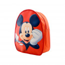 CHILDREN 'S BACKPACK Mickey RED CAPACITY 30 x