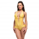 Großhandel Bademoden: Damenbekleidung -  Jamaica Yellow Bikini