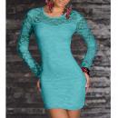 wholesale Dresses: Women's  Clothing - Dress Blue Duero