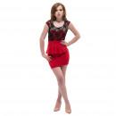 Großhandel Kleider: Damenbekleidung - Red Dress Nera