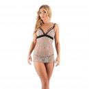 wholesale Erotic Clothing: Lingerie - Body Edinburgh Grey