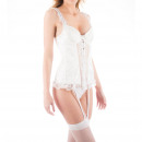 wholesale Business Equipment:Bodice Fantasy White